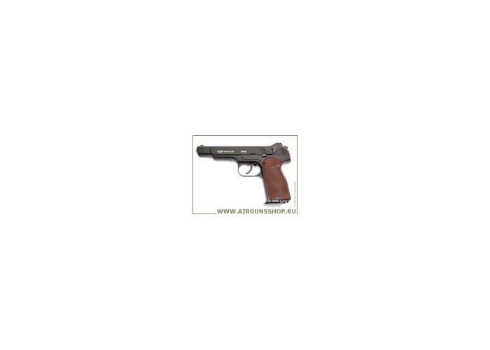 Пневматический пистолет Gletcher APS Стечкина Blowback (41153) .